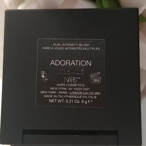 NARS Makeup - NARS Dual-Intensity Blush-ADORATION